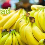 Wholesale prices of bananas