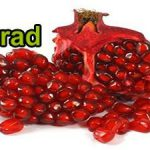 Per ton red pomegranate saveh